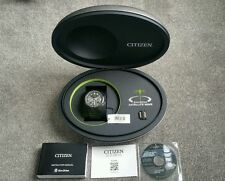 Citizen Matte Wristwatches with Date Indicator
