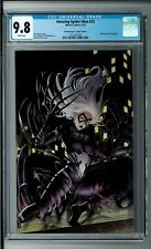 "Amazing Spider-Man #23 Wae Doo Shim (2019) 9.8 CGC ComicXposure ""Virgin"" Edition"