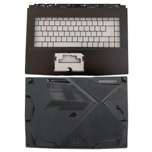New!! For MSI GF63 8RC 8RD MS-16R1 Palmrest Upper / Bottom Case Cover