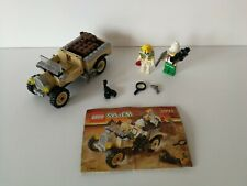 Lego 2995 - Adventurers Car & Skeleton - 100% complete - with manual