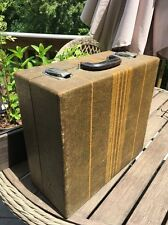 Antique PAILLARD SWITZERLAND No.185  Portable Hand Crank Phonograph Gramophone