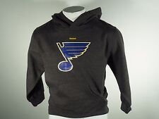 Reebok NHL St. Louis Blues Kids Size Sweatshirt Official New With Tags