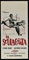 L123 Plakat Die Spanking Sydne Rome Antonio Salinen