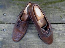 Allen Edmonds Montgomery Brown Shoes (9 3E)