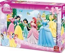 Disney Princess Jumbo Puzzles