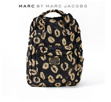 MARC BY MARC JACOBS MILKY LIPS NYLON LAPTOP BAG HANDBAG BACKPACK SCHOOL BAG