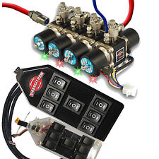 "air suspension  Air Engine  250psi valves 1/2"" npt electric solenoid/Controller"