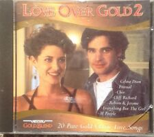 Various.. Love Over Gold ...2 Funk/Soul/Pop CD's RARE 1996