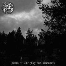 Vardan - Between the Fog and Shadows CD 2015 depressive black metal Moribund