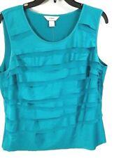 CJ Banks Womens Shirt Size 14 W