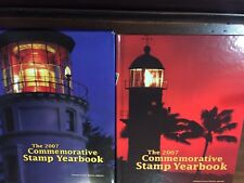 2007 USPS Stamps Collection Year Book Year Set MNH - Stamps are mounted.
