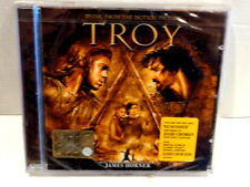 TROY  -  MUSIC FROM THE MOTION PICTURE  -  CD 2004  NUOVO E SIGILLATO