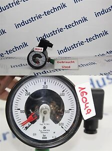 WIKA Thermometer