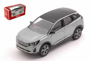Modellino auto scala 1:64 Norev PEUGEOT 3008 2020 diecast modellismo collezione