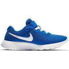 Scarpe sportive bimbo Nike Tanjun PSV 844868-400 Azzurro-Bianco mesh