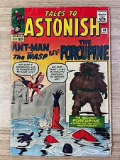 Tales to Astonish #48 (Marvel Comics) Ant-Man and Wasp appearance