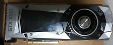 NVIDIA GeForce GTX 1080  8GB GDDR5 Graphics Card