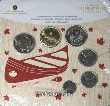 Canada 2013 ANA Chicago 6-Coin Mint Set Coin Show Special Edition MINTAGE 500