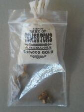 1/6 UNBRANDED WESTERN COWBOY BAG OF GOLD AND PIECES