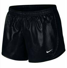 Nike Girls Tempo Running Black Shorts - MEDIUM (10/12) - NWT - MSRP$28.00