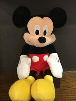 """Disney Store """"Mickey Mouse"""" 24 In - Plush Toy Soft"""