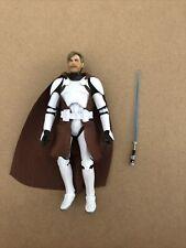 Star Wars Black Series Walgreens Exclusive Clone Commander Obi-Wan Kenobi Loose