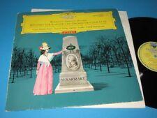 Haskil, Baumgartner / Mozart: Konzert für Klavier & Orch. (GER, Red DGG) - LP