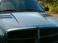 Dodge ram 2003 -2008 hood raise decal / hood spears stripe stripes 3M