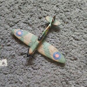 Spitfire, Model, Bent Propeller, Small, Good Condition