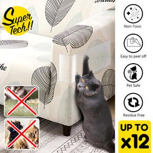 Cat Couch Sofa Scratch Guard Stickers Pet Furniture Anti-Scratching Protector