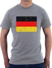 Germany Flag Vintage Style Retro German T-Shirt Gift Idea