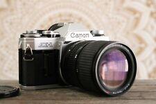 Canon AE-1 35mm Film Camera, RMC Tokina 28-70mm f3.5-4.5 FD Lens, READ, RA142