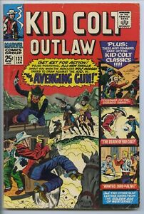 KID COLT OUTLAW #132 - 68 pages