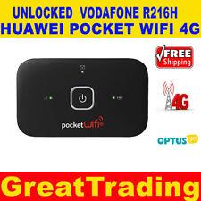 Brand New Unlocked Vodafone Huawei R216 4G Mobile Pocket WiFi Hotspot