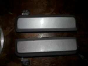 Outside Exterior Door Handle Left & Right Pair Set of 2 for Ford Mercury oem