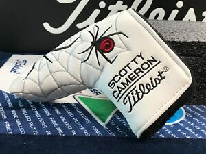 New Scotty Cameron 2008 Halloween Cover