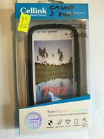 Samsung Galaxy S Duos (GT-S7562) Silicon Case Black SCC6494BK. Brand New package