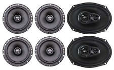 "NEW SKAR AUDIO 6.5""/6.5""/6""x9""SPEAKER PACKAGE FOR 2004-2008 ACURA TSX"