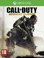 Call of Duty Advanced Warfare XBOX ONE jeux jeu tir game games lot spellen 1881