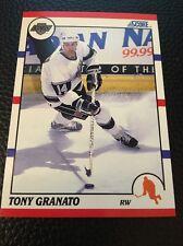 Tony Granato  Kings 1990-1991 Score #48