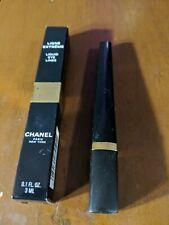 Chanel  Liquid Eye Lines Ligne Extreme .1 oz. Snowcone neige  New In Box