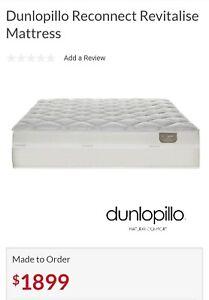 Sleepmaker Dunlopillo Revitalise 5 Medium feel queen mattress