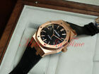 Audemars Piguet Royal Oak Ladies Automatic Rose Gold 37mm 15450OR.OO.D002CR.01