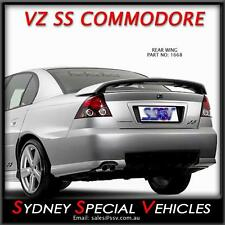 REAR WING BOOT SPOILER FOR VY VZ COMMODORE SEDAN - VZ SS -  NEW - ABS PLASTIC
