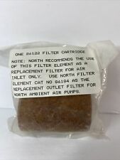 86122 Inlet Filter Cartridge For Generator New Old Stock North Ambient Air Pumps