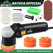 BATOCA Dual Action Poliermaschine Klein Auto Poliergerät Detail Polierer 3