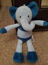 m&s my first elliot elephant comforter soft toys