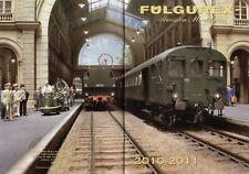 catalogo FULGUREX 2010-2011 Precision Models Spur N HO HOm O I        D F     bb