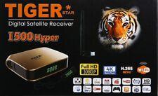 Tiger star i500 hyper 1 year sub اجهزة التايجر ستار