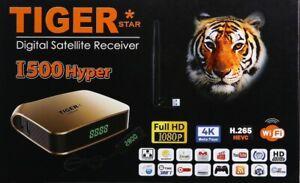 Tiger Star i500 Hyper اجهزة التايجر ستار